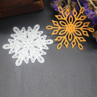 Merry Christmas Metal Cutting Dies Stencils Scrapbooking Embossing DIY Crafts A - intl - picture 2