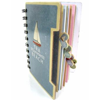 Mini Diary Notebook