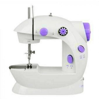 Mini Sewing Machine (White)
