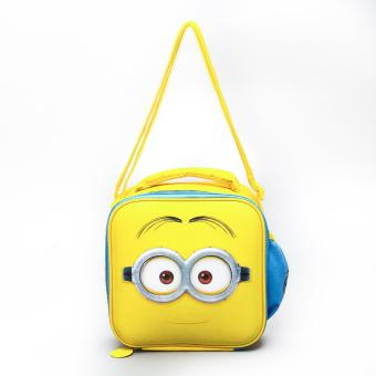 Minions 3D Insulated Bag