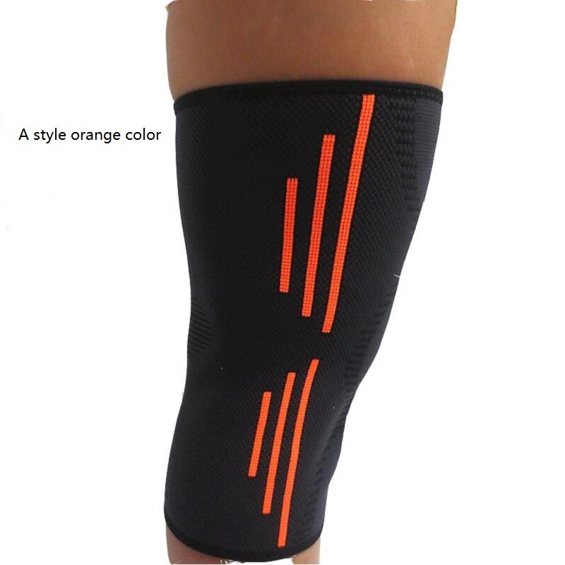 ... MITPS 2Pcs Breathable Basketball Knee Pads sport safety volleyball kneepad Training Elastic protection Knee Support knee ...
