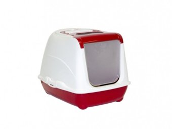 Moderna Flip Cat 50 CM Stone Red