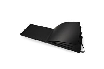 Moleskine Art Plus Black Page A4 Album (Black) - picture 2