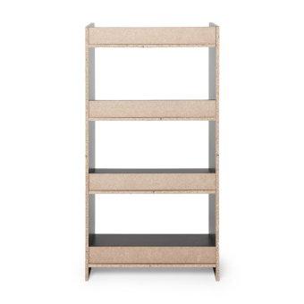 Momentum 4-shelf Book Case - 4
