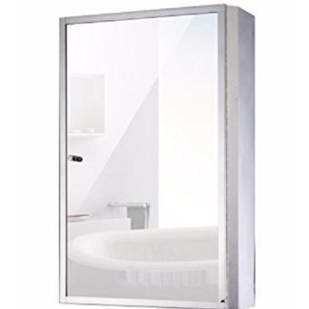 Monarch Bathroom Mirror Cabinet 363 - 3