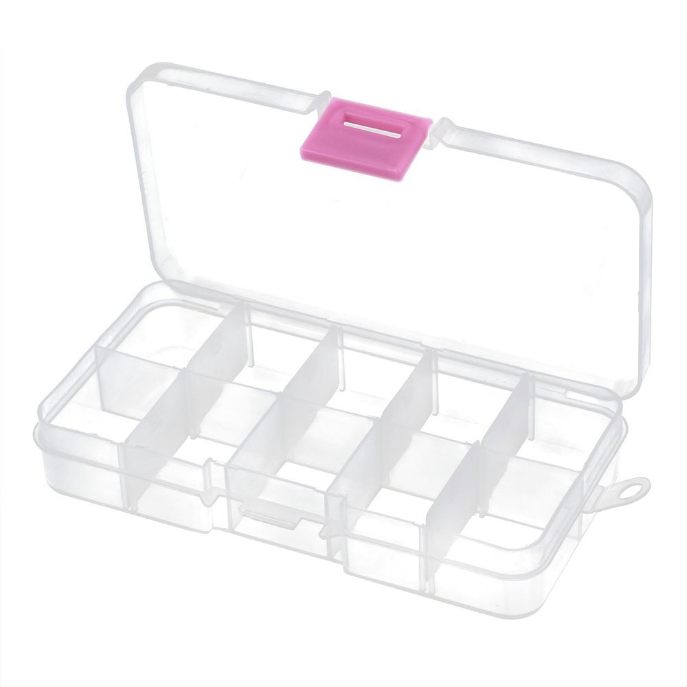 Philippines moob 10 Compartments Sewing Bobbins Floss and