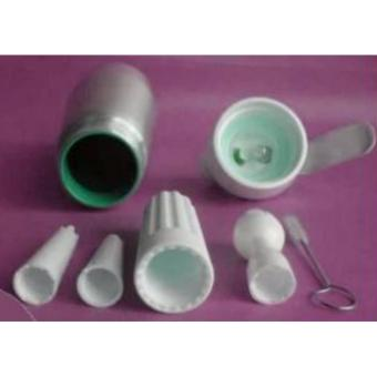 MOSA Whipped Cream Dispenser 1-Pint 500ml Aluminum with FREE MOSA 10pcs NO2 Cream Charger ...