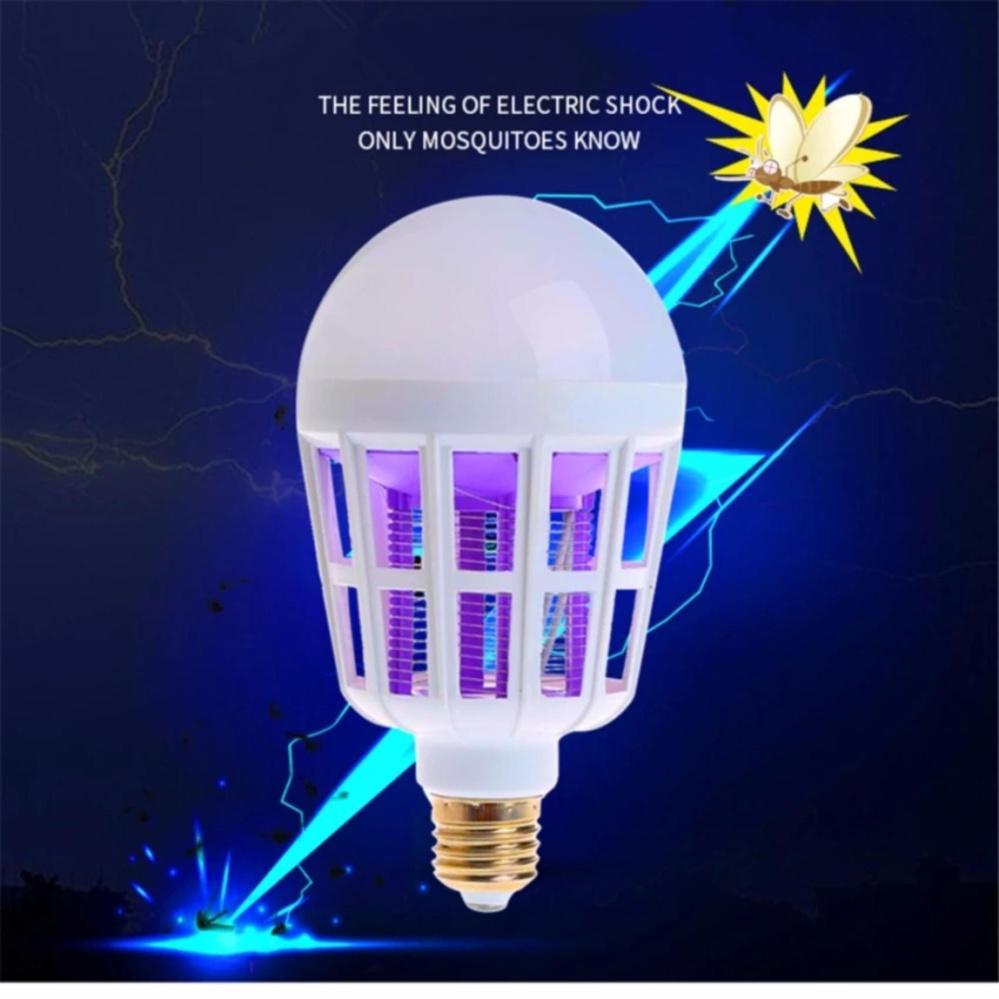 Mosquito Killer LED Bulb 220V 18W LED Bug Zapper Lamp E27 Insect Mosquito  Repeller Night Lighting Killing ...