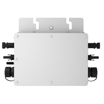 MPPT 600W Waterproof Grid Tie Micro Inverter DC22-50V to AC180-260VPure Sine Wave Solar Inverter With 433MHz Wireless Communication -intl - 2