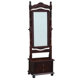 MT204/2024 Mirror Stand (Brown)