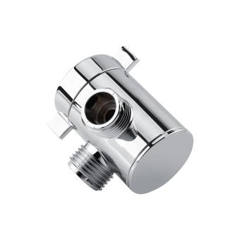 function 3 Way Shower Head Diverter Valve G12 Switch Adapter