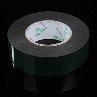 Multifunction 40mm*10m Foam Sponge Double Sided Adhesive Tape Black