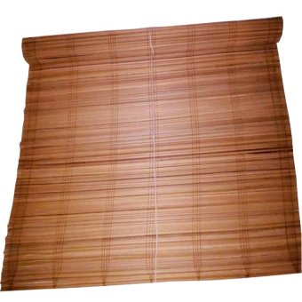 Native Bamboo Window Blinds 3ft. Wide x 5ft. Long (Brown) - 3