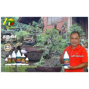 Natures Bio Organic Fertilizer/Soil Conditioner 1L (White) - 2