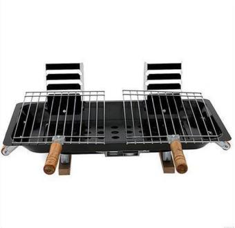 New 2017 Best Quality All Steel Hibachi Grill - 5