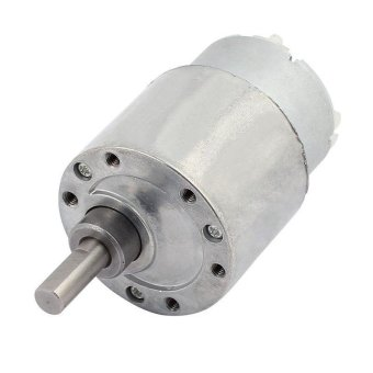 NEW 3.5RPM Steel DC 12V motor high torque gear box motor gearmotorsCNC motor - intl Price Philippines