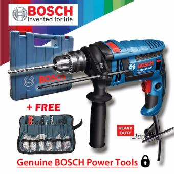 New Bosch GSB 16 RE Professional Heavy Duty Impact Drill 16mm(750W) with 100pcs Various Accessories Kit Set