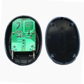 New Forecum FK-06M Smart Waterproof Plug-in Type Wireless Doorbellwith 36 Kinds Melodies (US Standard) Black - intl - 3