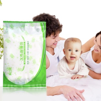 New Health Disposable Film Bathtub Bag for Household and Hotel BathTubs Useful - intl - 2