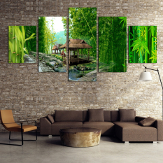 Country Living Canvas Wall Art Room Decor