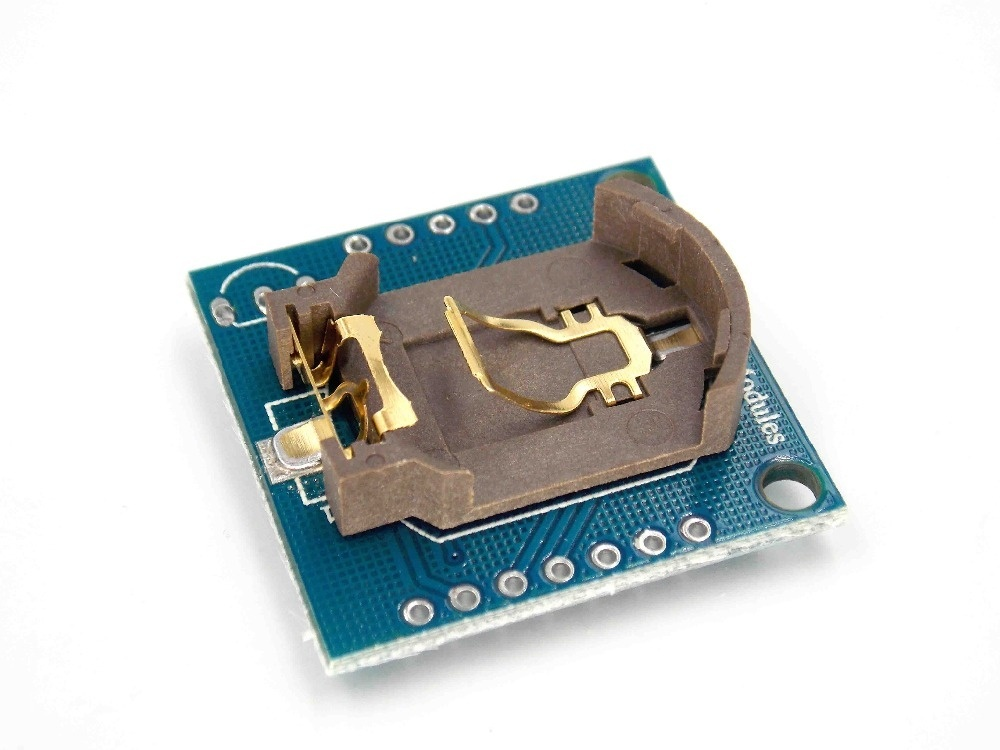 ... New I2C RTC DS1307 AT24C32 Real Time Clock Module AVR ARM PIC Wholesale - intl ...