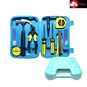 New Lechg Tools Handy Tools Set 8pc - 2