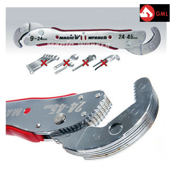 New Magic Adjustable Multi Purpose Tools Universal Wrench Functional Spanner Magic Wrench