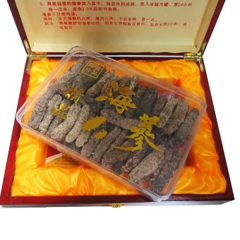 Nourish Me Dried Spike Sea Cucumber 400g (Beige)