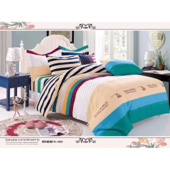 O -PH Good Quality BedSheet Cotton Classic Design BS-09