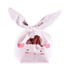 OEM Cute Rabbit Pack Bag For Candy Cookies 5 Pcs Sheep - intl