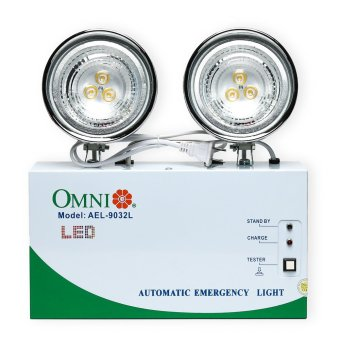 Omni Automatic Rechargeable Emergency Light
