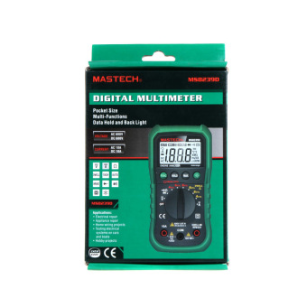 Original MASTECH MS8239D Digital Multimeter/Auto and Manual Ranging - picture 2
