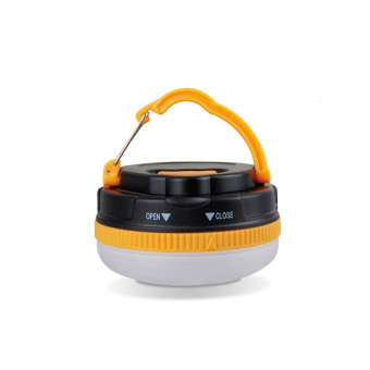 Outdoor Camping Lantern Hiking Tent LED Light Campsite Hanging Lamp Backpacking Emergency with Handle