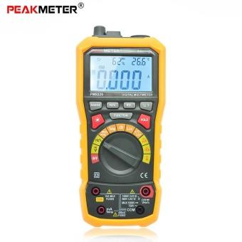 PEAKMETER MS8229 Multifunction Digital Multimeter DC AC Voltage Current Tester - intl - 2