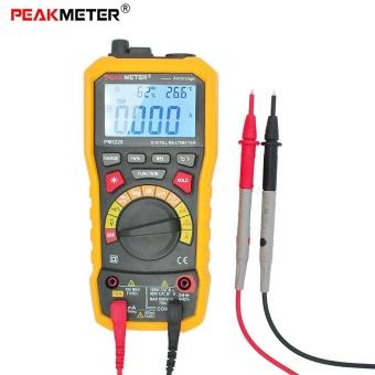 PEAKMETER MS8229 Multifunction Digital Multimeter DC AC Voltage Current Tester - intl - 4