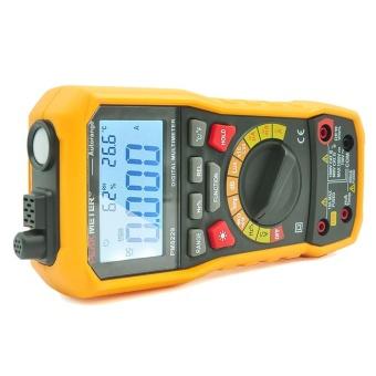 PEAKMETER MS8229 Multifunction Digital Multimeter DC AC VoltageCurrent Tester - intl - 3