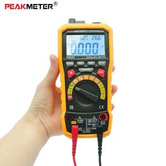 PEAKMETER MS8229 Multifunction Digital Multimeter DC AC VoltageCurrent Tester - intl - 5