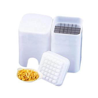 Perfect Fries Cutter (White)