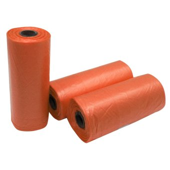 Petpals Plastic Waste Roll Refill (Coral Red) Buy 3 Take 1 - 2
