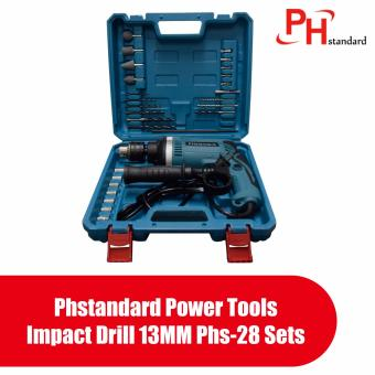 Phstandard Power Tools Impact Drill 13MM Phs-28 Sets