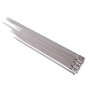 Pinhole Hand Sewing Needles Self Threading Tools 12Pcs (Silver) - picture 2