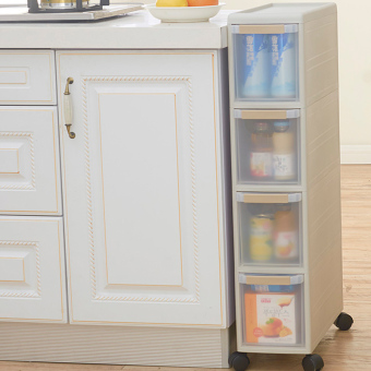 Plastic Bathroom toilet bathroom accessories cabinet drawer storage cabinets