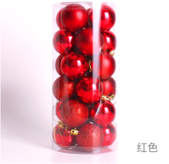 Plastic rattan accessories ball decorative ball