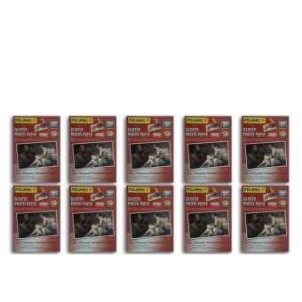 Polaris Glossy Photo Paper 240GSM 3R Set of 10