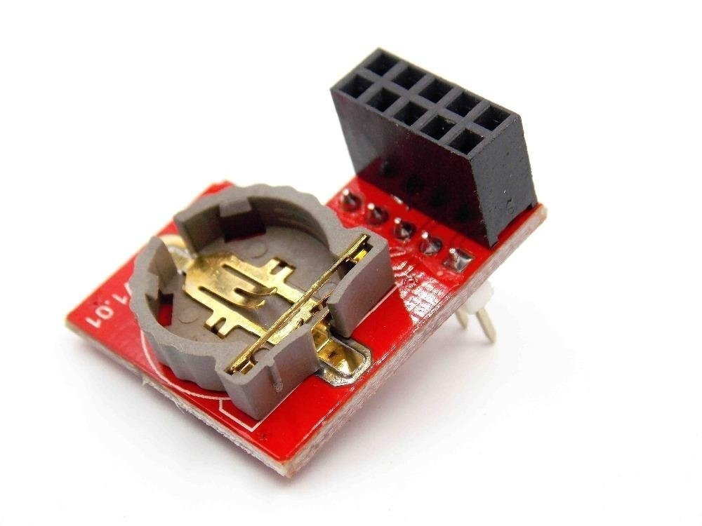 ... popeye New I2C RTC DS1307 High Precision RTC Module Real Time ClockModule Raspberry Pi 3 ...