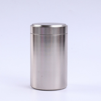 Porcelain tea ceremony metal cans tea containers boxes of tea