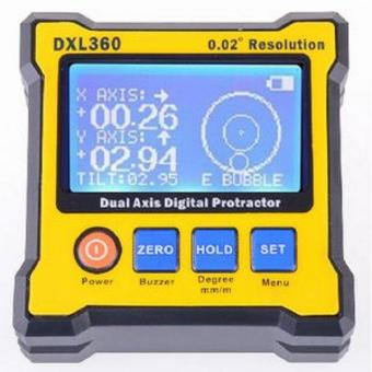 Portable Dual-Axis Level Box Digital Protractor Price Philippines