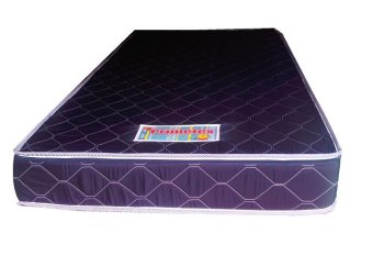 Primetex Foam Mattress with Quilted Cover (Blue)(…)