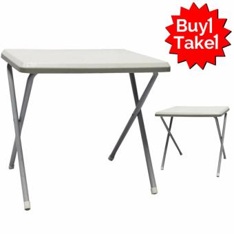 Primetime Higear Low 48cm Height Fold-Away Table BUY 1 TAKE 1