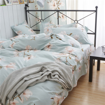 Product of new cotton twill single piece linen bedsheet